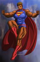 Superwoman by hulkdaddyg