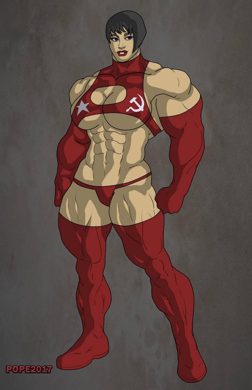 Alt Soviet Superwoman sample by hulkdaddyg