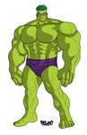 Professor Hulk by hulkdaddyg