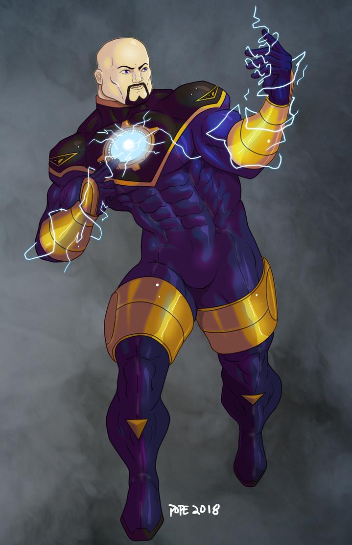 Divine Justice by hulkdaddyg