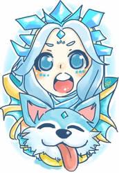 +Crystal Maiden Arcana+