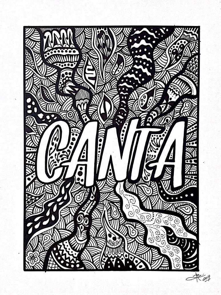 Canta/Sing by ByVArte