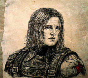 The winter soldier by annoulaki