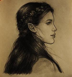Elf sketch 2