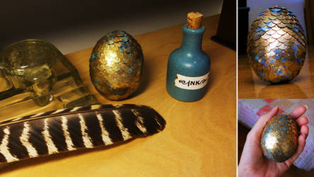 Dragon egg craft