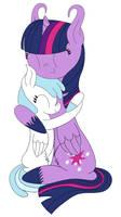 Filly Hugs