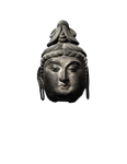 Head of Avalokitesvara Transparent DoctoreNo