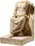 Zeus Statue Transparent DoctoreNo