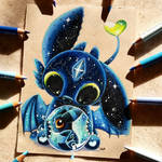 Space Fantasy Toothless