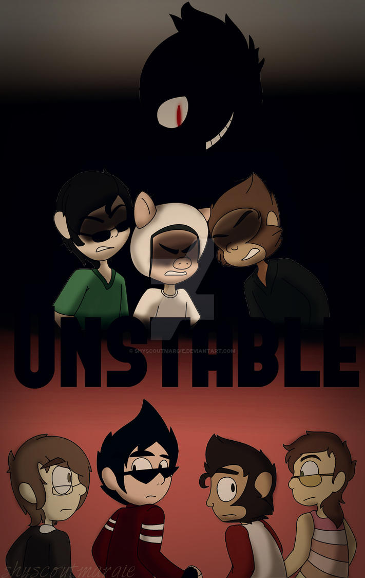 'Unstable'- FanFic Cover by ShyScoutMargie