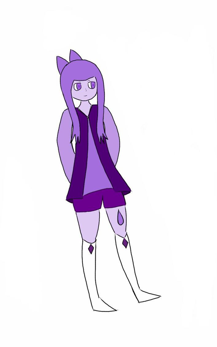 Violet (Espa-Chi Rendition) by Espa-Chi