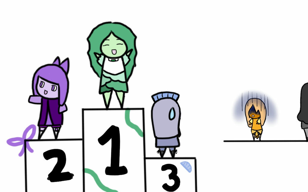 Height Competition by Espa-Chi