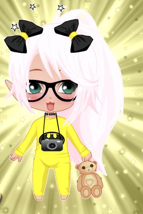 Daddy's Little Batgirl by AtomicCrybabyEvilian
