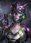 151101 Robot-girl