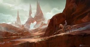 FantasyDesert 160728 by JeremyChong