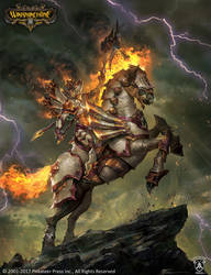 Feora,(The Conquering Flame) by JeremyChong
