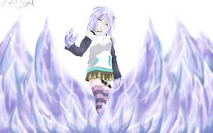 Mizore Shirayuki (Ice Queen)