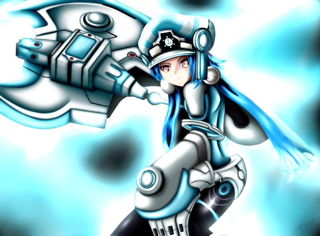 Megadimension VII Blanc's Next White (Updated) by ZalotAngel on ...