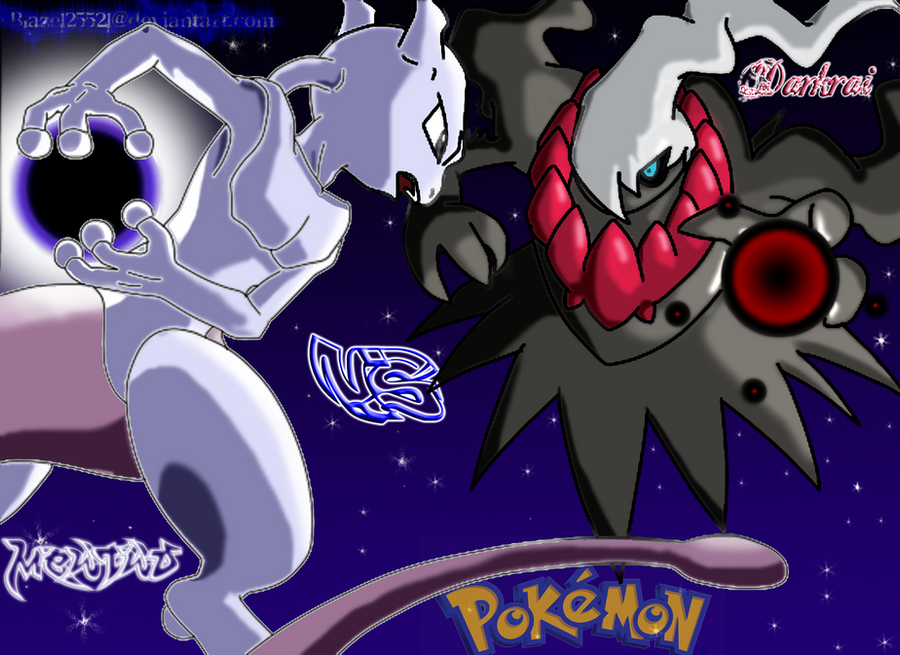 The gallery for --> Darkrai Vs Mewtwo Vs Deoxys