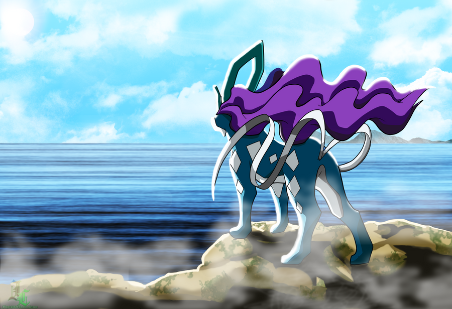 suicune pokemon hd wallpapers - photo #32