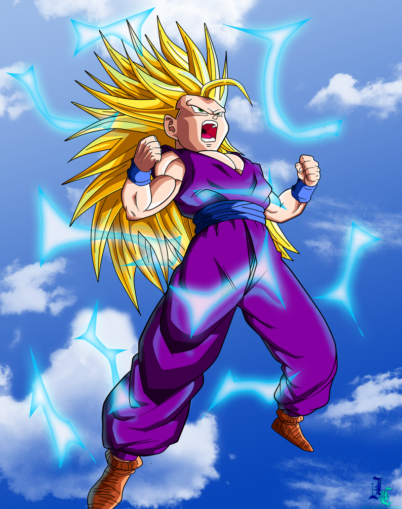 Teen gohan super saiyan 3 colored by jamalc157 on deviantart teen gohan super saiyan 3 colored by jamalc157 thecheapjerseys Image collections