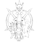 My Pokemon Team Remake Sketch