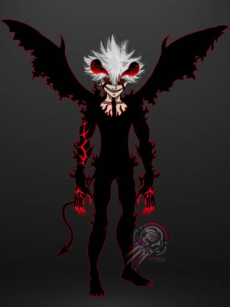 Devil Liebe Black Clover 228 By Deadpoolbr177 On Deviantart