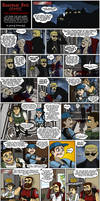 Resident Evil Comic: That Mansion Incident by Jacob-R-Goulden