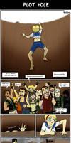 Resident Evil Plot Hole part 3