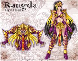 Rangda, Queen of the Leak by elangkarosingo