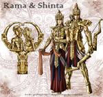 Rama and Shinta