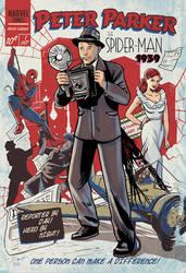 Spider-Man 1939 by PaulRomanMartinez