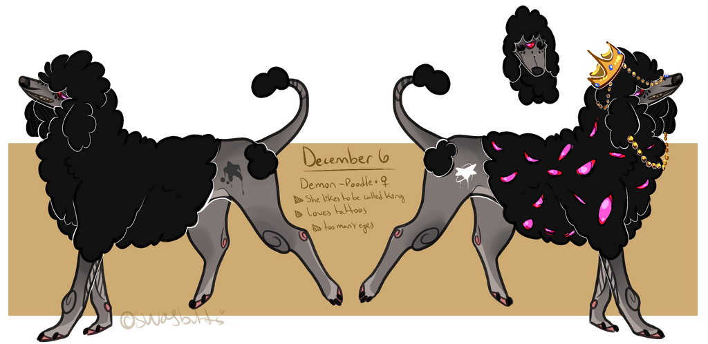 December 6 by mustardgreens
