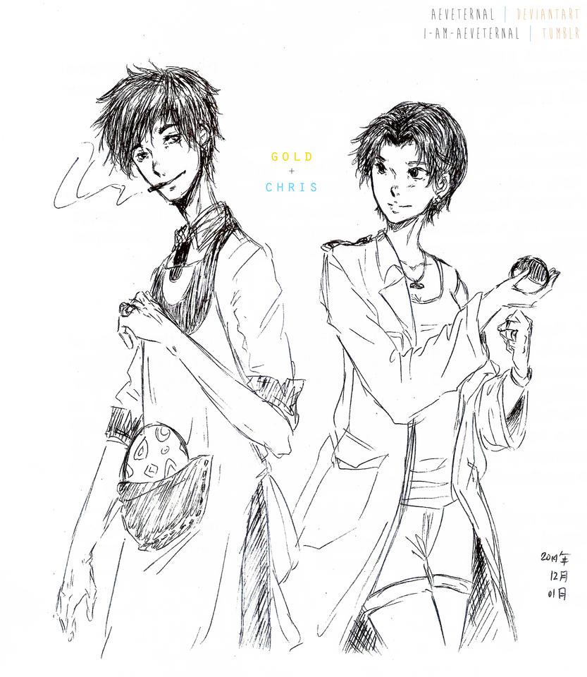 MY PIXIE CUT BRINGS ALL THE BOYS TO THE YARD by Aeveternal