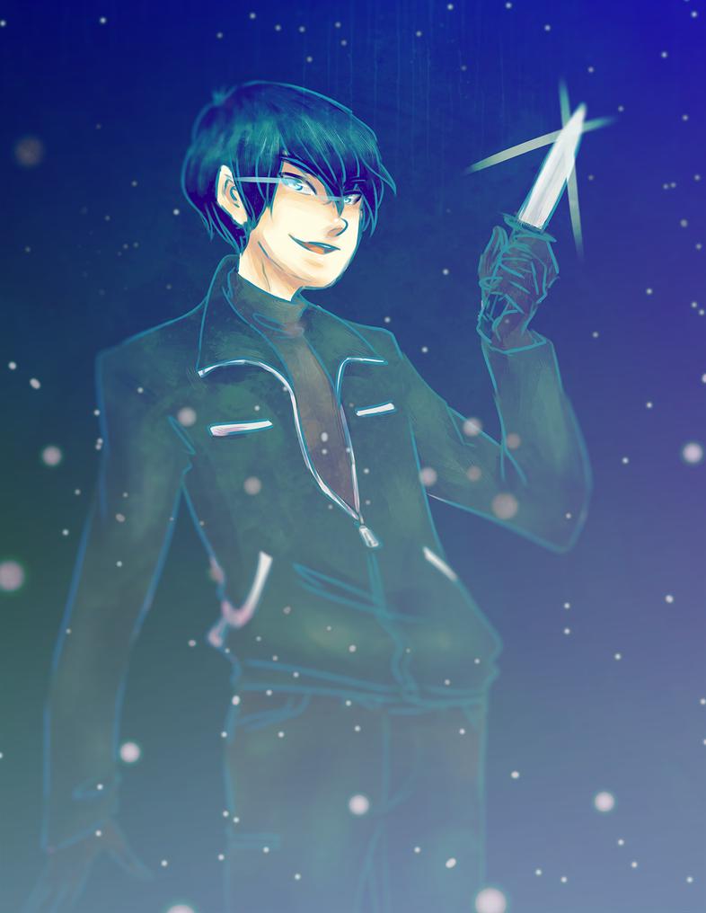 Kazuki by Aeveternal