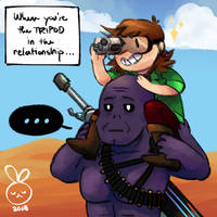 [ FQ ] the consequences of friendship