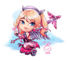 [ OW ] Pink Mercy