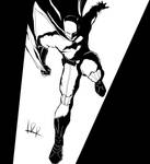 Batman by hey-its-LDR