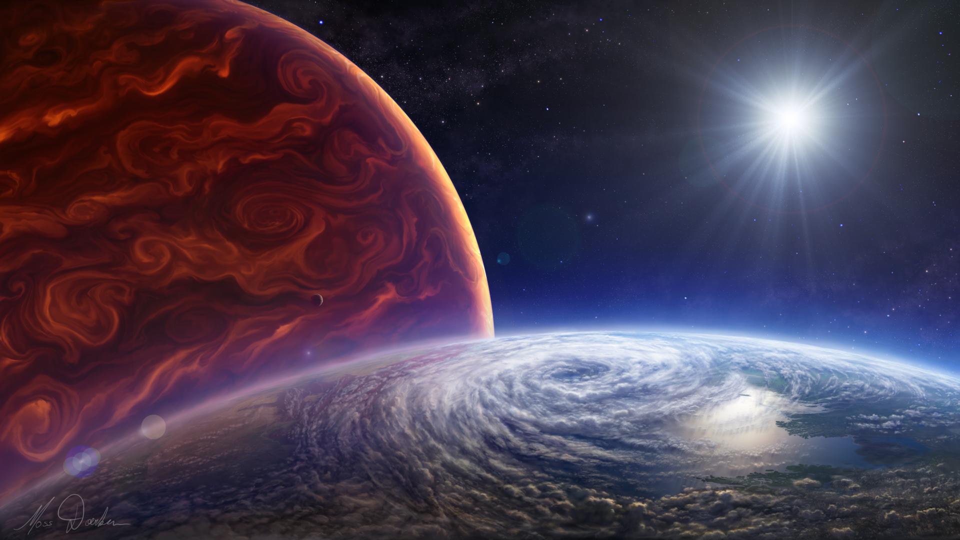 brown dwarf habitable planet - photo #40