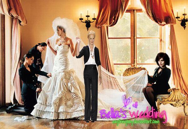Bella's Wedding by MyShinyBoy