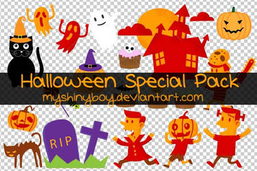 Halloween Special Pack