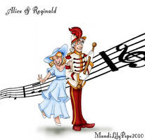 The Music Mad Hatter by MandiPoPoPope