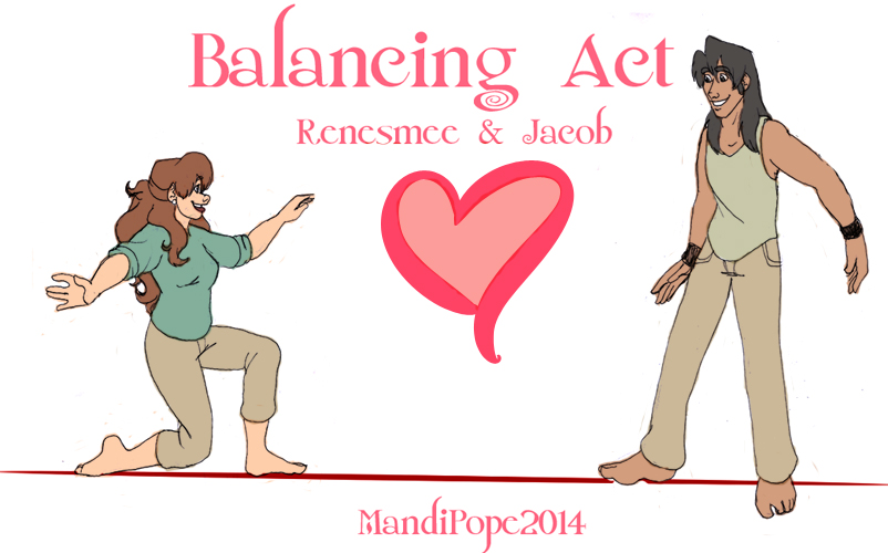 WIP:  Balancing Act by MandiPope