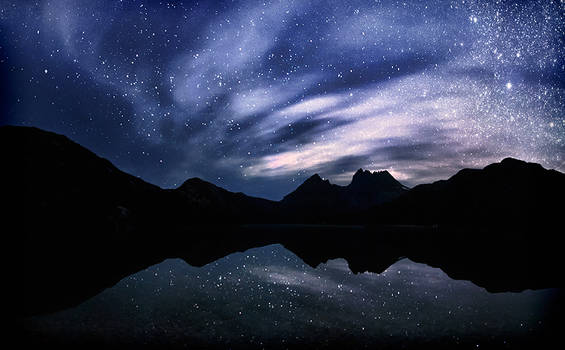 Dove Lake Million Stars