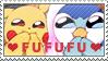 Pokestamptastic - Fufufu by GBIllustrations