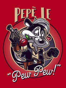 Pepe Le Pew Pew
