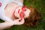 rose colored glasses by khavi
