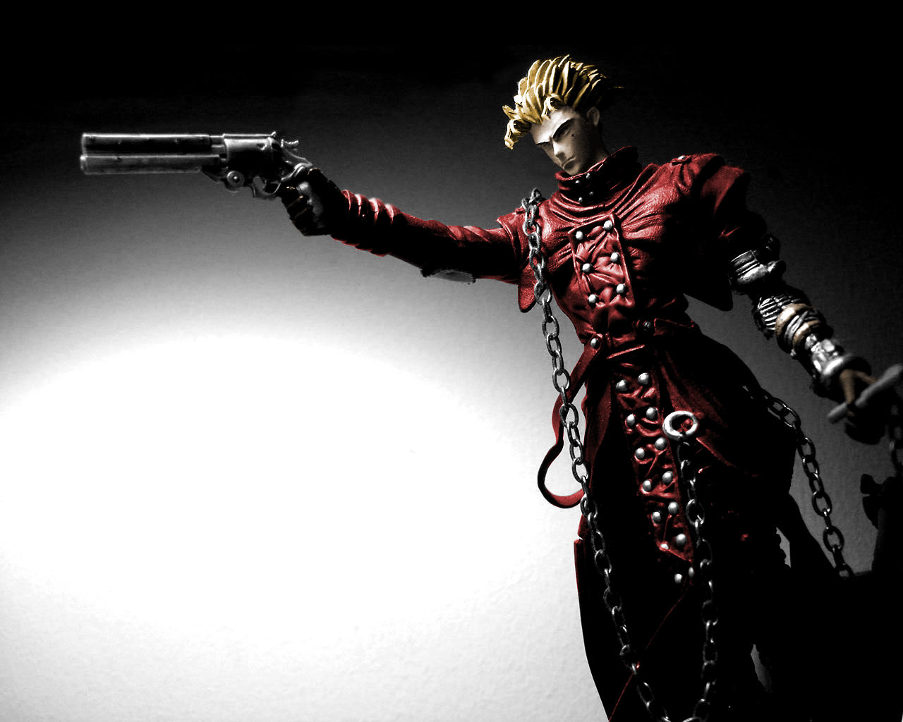 Vash the Stampede - v.3 by DjG-Wp
