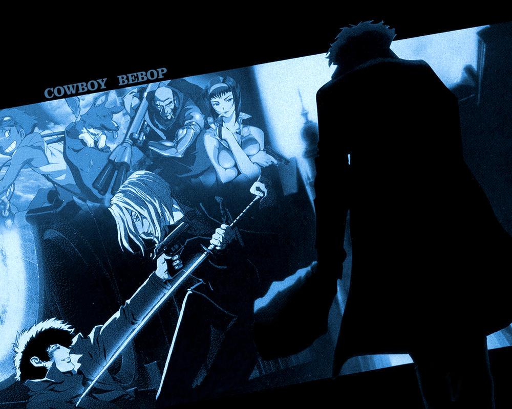 Cowboy Bebop: Rain by DjG-Wp