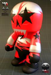 Magma Skull Toyer by cebox